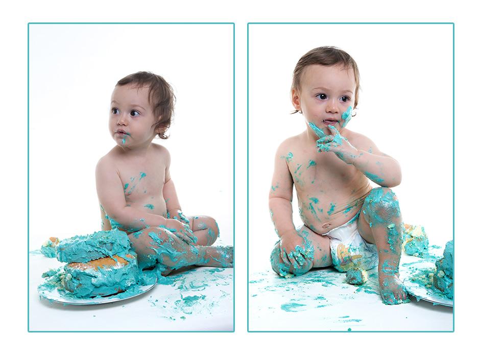 Cake Smash and First Birthday Photos Geelong