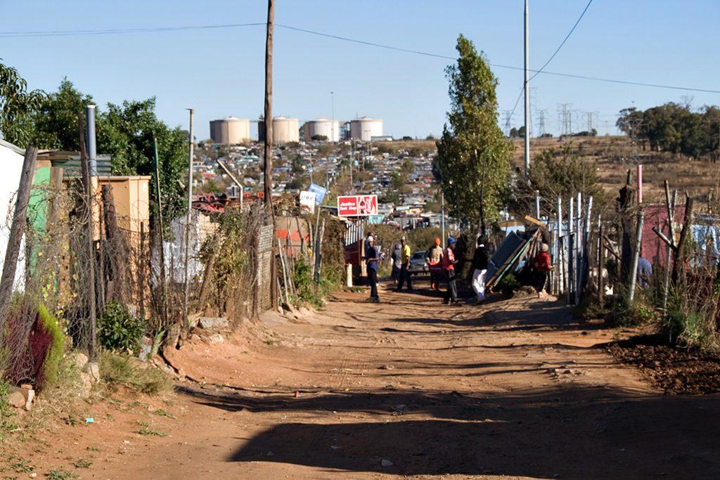 Slums of Soweto
